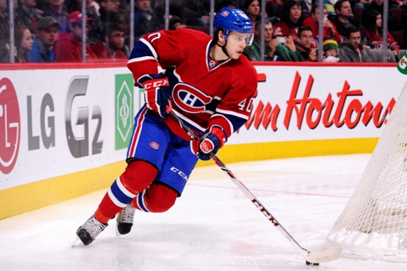 Nathan Beaulieu - Montreal Canadiens