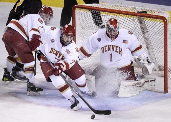 Will Butcher - Denver Pioneers
