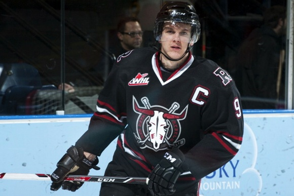 Connor Bleackley - Red Deer Rebels