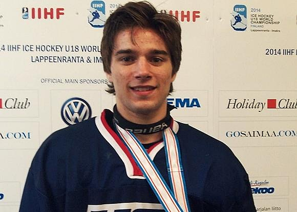 2014 U18 Video: Shane Gersich, USA