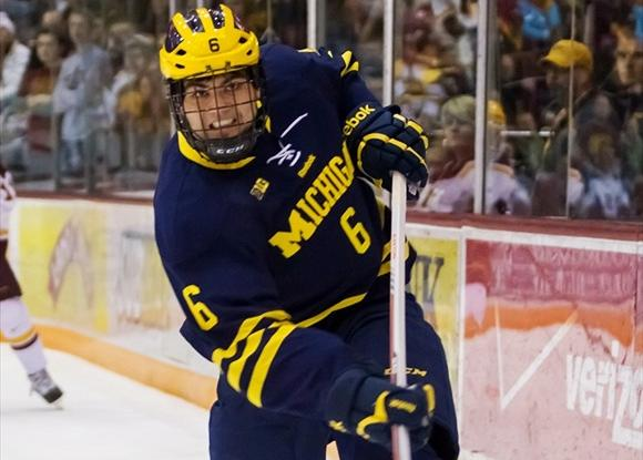 Brennan Serville - Michigan Wolverines