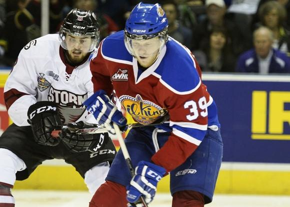 Brett Pollock - Edmonton Oil Kings
