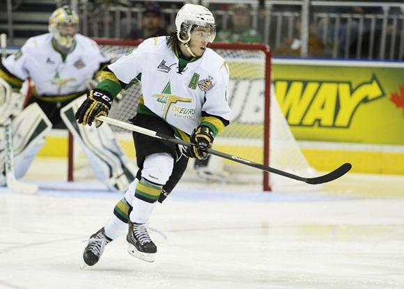 Guillaume Gelinas - Val d'Or Foreurs