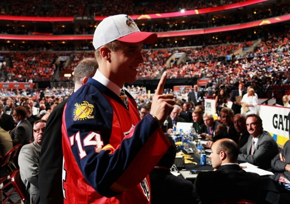 2014 NHL Draft: Notes and numbers from Philadelphia