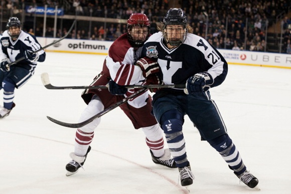 John Hayden - Yale University Bulldogs
