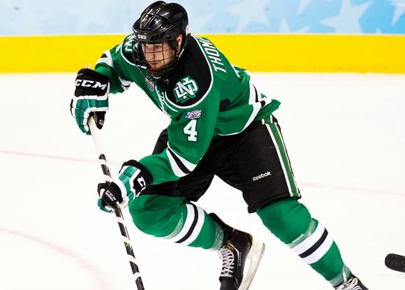 Keaton Thompson - North Dakota Fighting Sioux