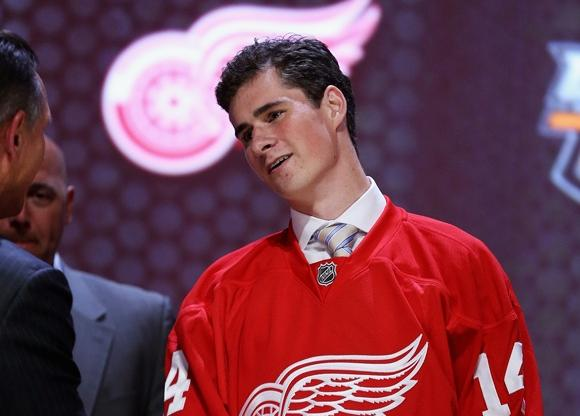 Dylan Larkin - Detroit Red Wings