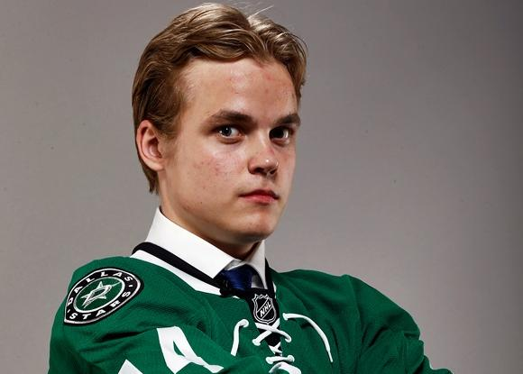 Julius Honka - Dallas Stars