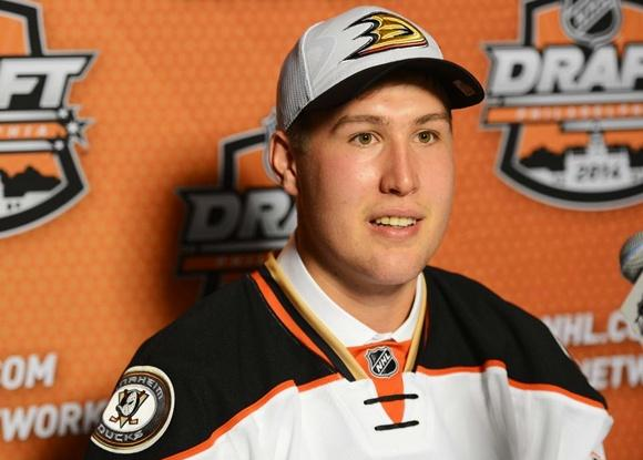 Nick Ritchie - Anaheim Ducks