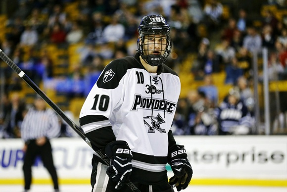 Photo: Mark Jankowski (courtesy of Fred Kfoury/Icon Sportswire)