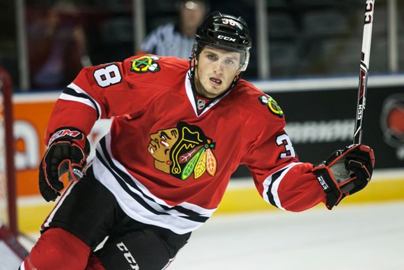 Ryan Hartman - Chicago Blackhawks