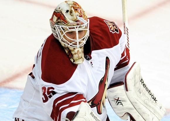 NHL: SEP 23 Preseason - Coyotes at Ducks