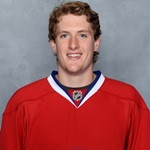 Mike McCarron - Montreal Canadiens Prospect of the Month, October, 2014