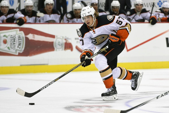NHL: OCT 09 Ducks at Penguins