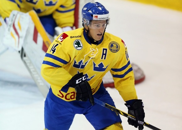 Robert Hagg - Team Sweden