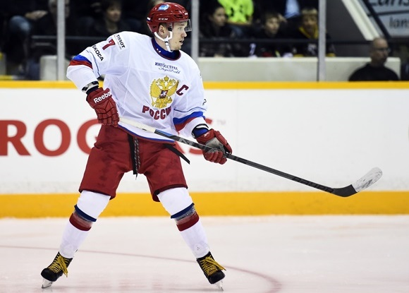 Chudinov heads short list of drafted defensemen competing in the KHL