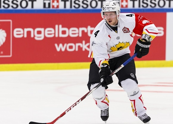 Tim Heed - Skelleftea AIK - Champions Hockey League