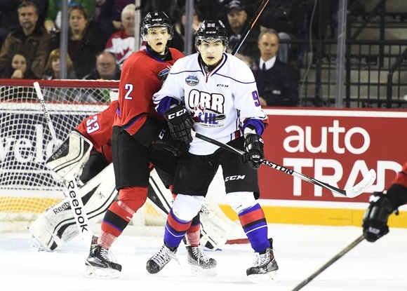 Timo Meier - Team Orr - 2015 BMO CHL/NHL Top Prospects Game