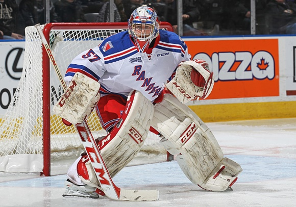 Jake Paterson - Kitchener Rangers