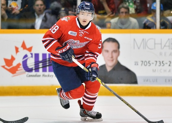 2015 NHL Draft: Generals' Vande Sompel gearing up for extended playoff run