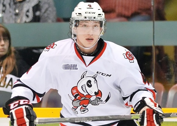 2015 NHL Draft: IceDogs' Dunn working to become a more complete defenseman