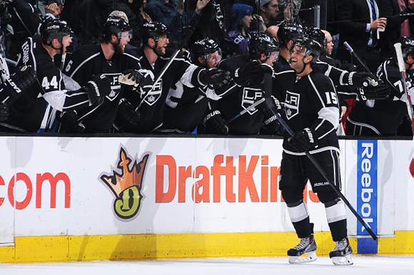 Andy Andreoff - Los Angeles Kings