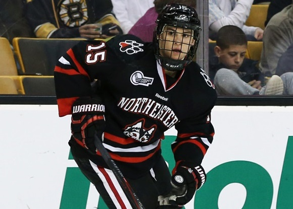 Kevin Roy - Northeastern University - Beanpot Tournament