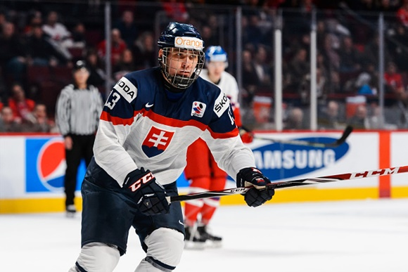 2015 U18 World Championship Preview: Slovakia looks to build off of U20 success