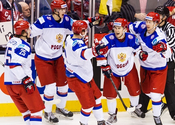 Team Russia - U20 World Junior Championship