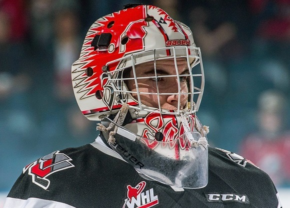 Zach Sawchenko - Moose Jaw Warriors