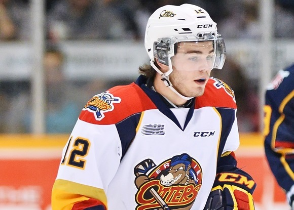 Beyond Tomorrow: Unlikely meeting guided Otters' DeBrincat to OHL Rookie of the Year