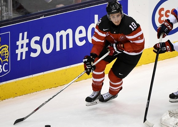 Jake Virtanen - Team Canada