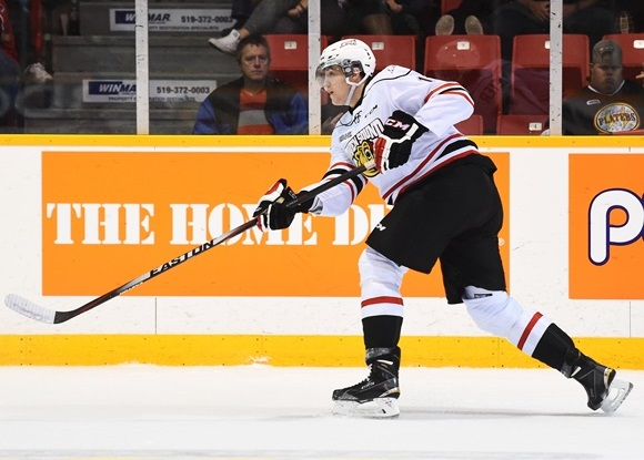 Jarett Meyer - Owen Sound Attack