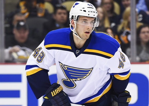 Petteri Lindbohm - St. Louis Blues