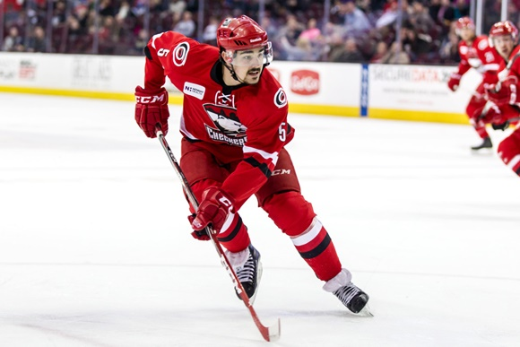 Carolina Hurricanes prospects show promise despite frustrating season