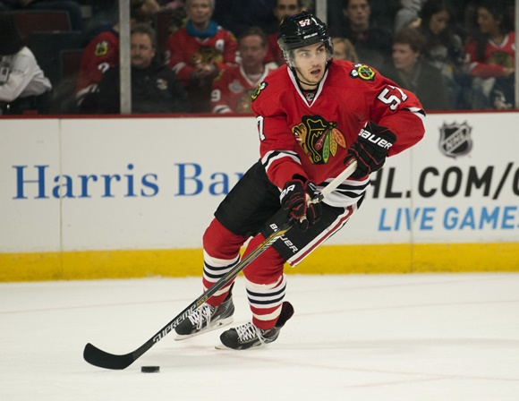 Trevor van Riemsdyk - Chicago Blackhawks