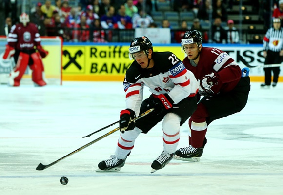 Tyson Barrie - Team Canada - 2015 IIHF Ice Hockey World Championship