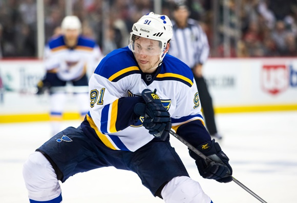 Vladimir Tarasenko - St. Louis Blues