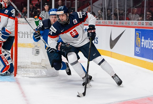 2015 NHL Draft Preview: Cernak leads slim crop of prospects from Slovakia