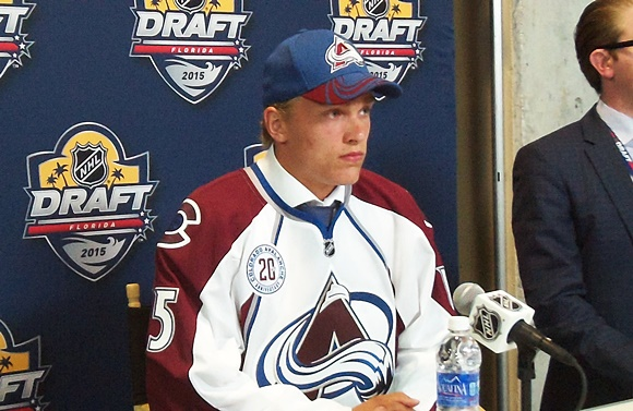 [2015 NHL Draft] First Round, Tenth Overall: Colorado Avalanche add a top offensive prospect in Mikko Rantanen