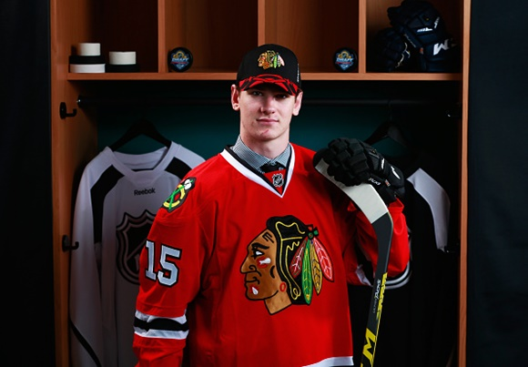 Graham Knott - Chicago Blackhawks