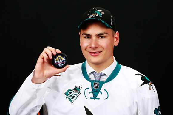 2015 NHL Draft: San Jose Sharks draft review