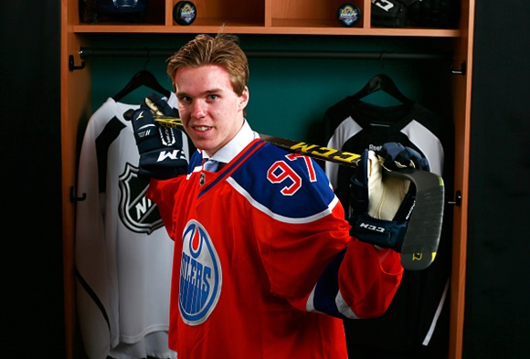 Image result for connor mcdavid nhl draft