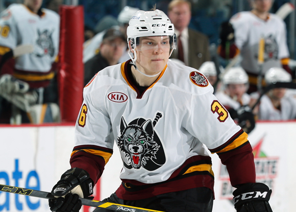 Colton Parayko - Chicago Wolves