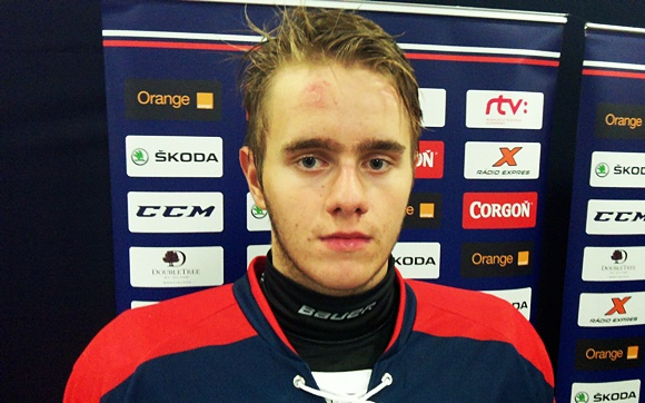 2018 NHL Draft: Q&A with Team Slovakia forward Milos Roman