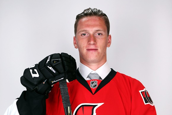 Thomas Chabot - Ottawa Senators - 2015 NHL Draft