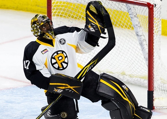 Malcolm Subban - Providence Bruins