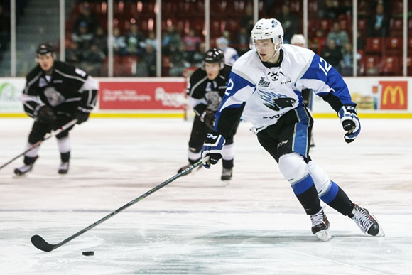 Adam Marsh - Saint John Sea Dogs