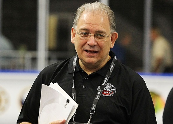 Dan Marr - Director of NHL Central Scouting