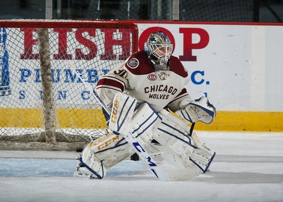 Pheonix Copley - Chicago Wolves